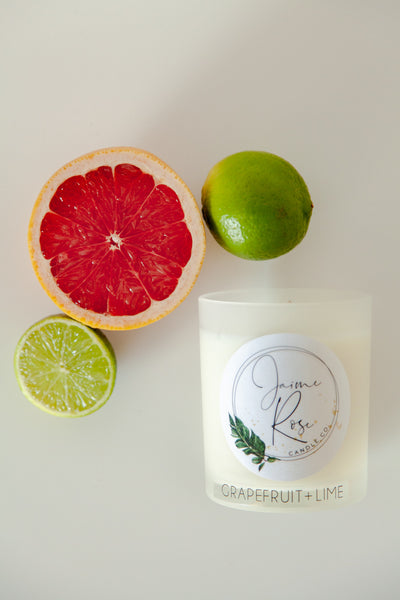 Grapefruit + Lime
