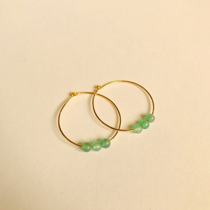 BOHO BLISS // STORE HOOPS