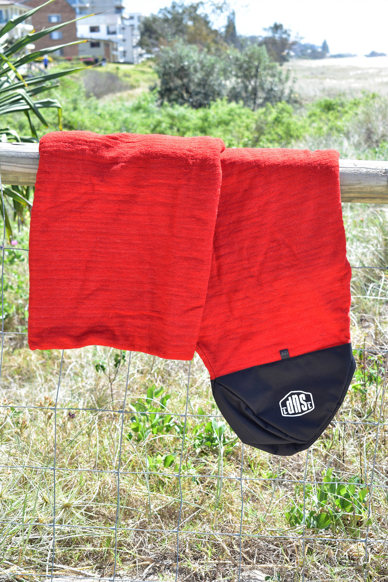 SUP Board Sock (Red)