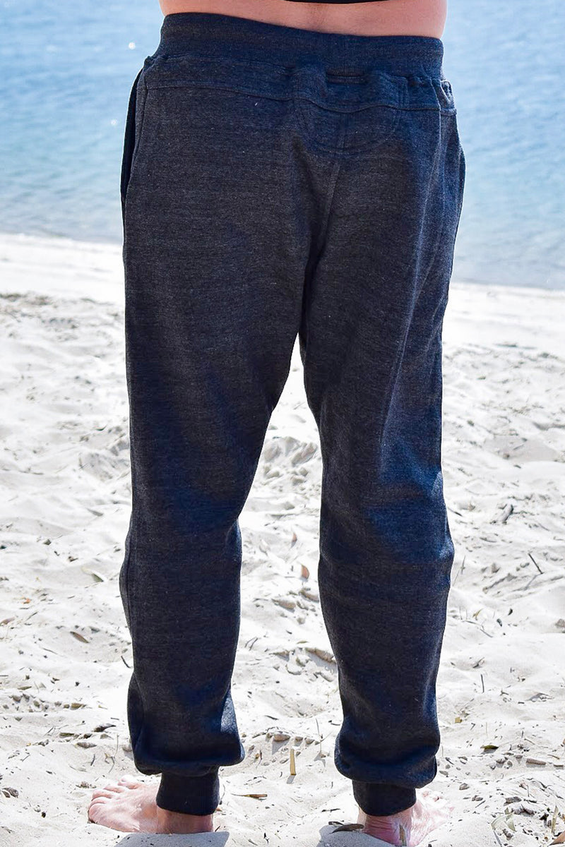 Men's Hiawartha Road Track Pants (Charcoal)