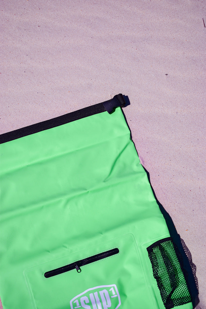 Dry Backpack (Green)