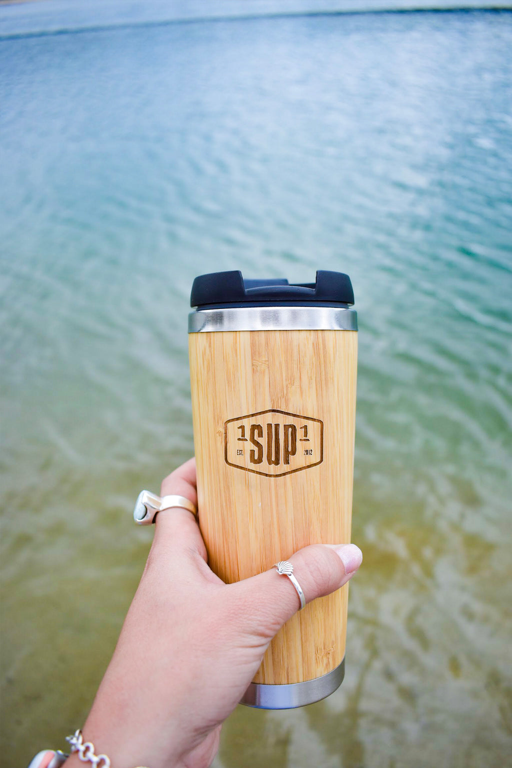 1SUP1 Eco Traveller Mug