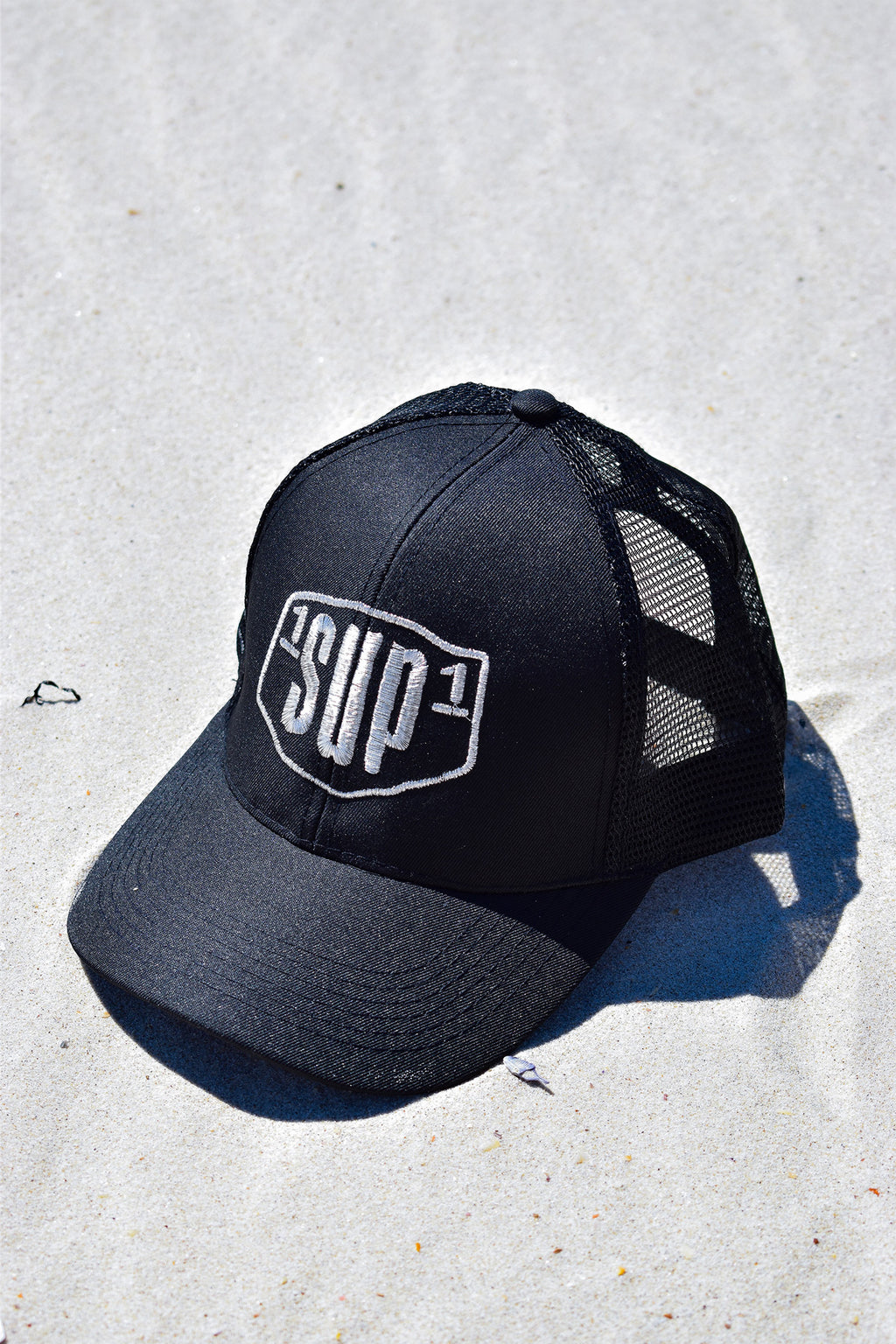 1SUP1 Baseball Cap (Black)