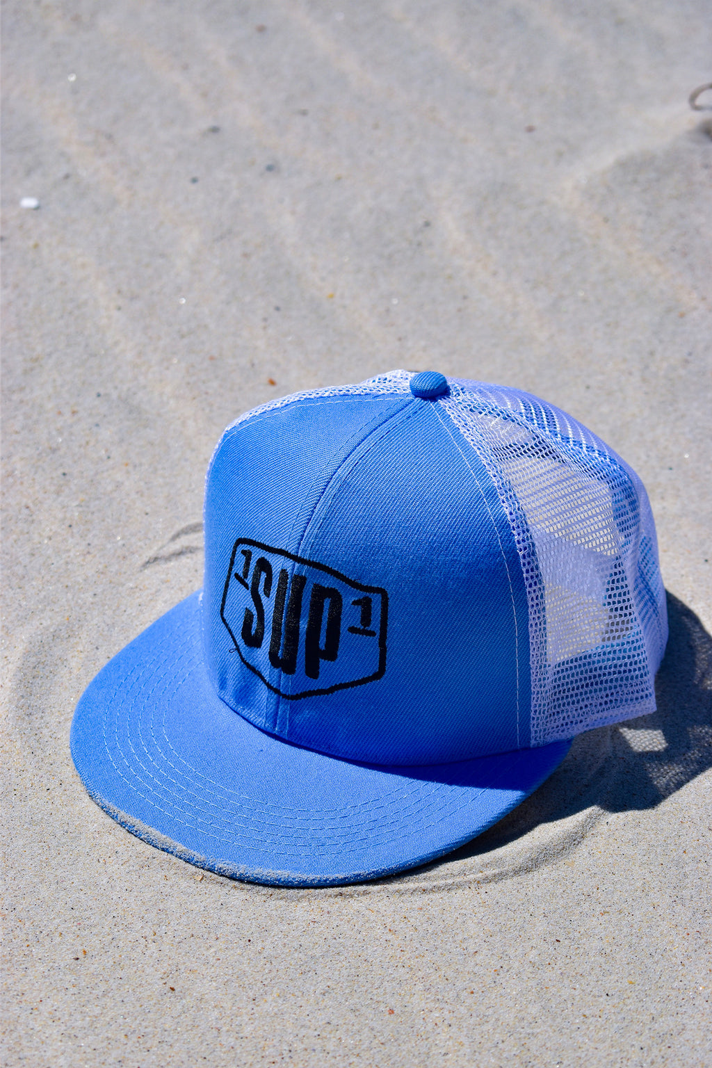 1SUP1 Trucker Cap (Blue)