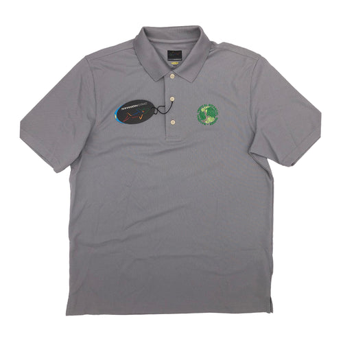 NTBG Logo Greg Norman Performance Polo, Mens (microfiber)