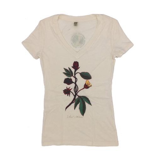 Ladies Florilegium V-Neck Shirt