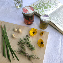 Simple Strategies for Preserving Herbs
