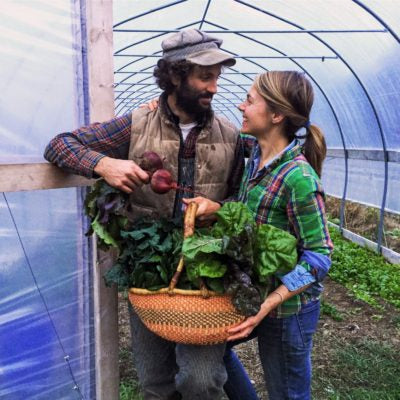 Erin and Sam of Long Season Farm