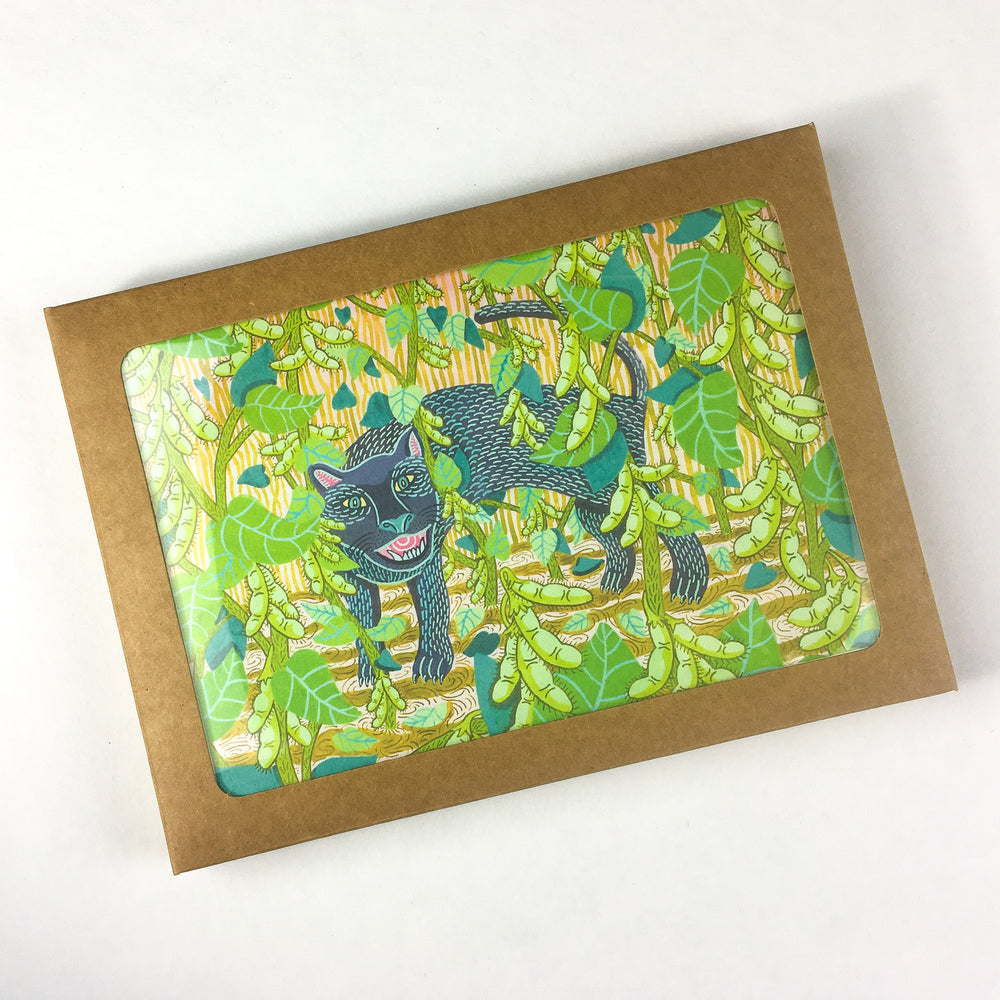Garden Guardians Art Pack and Note Card Set