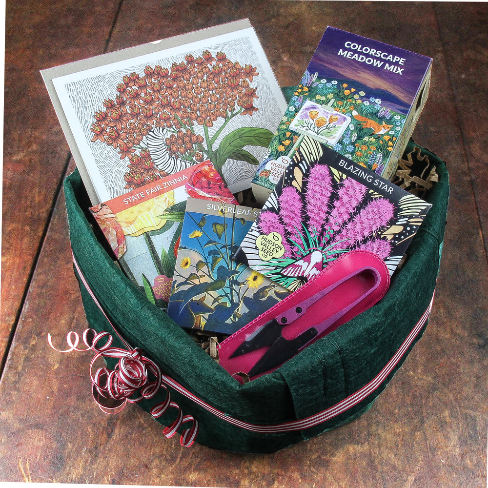 Green Grower Gift Basket
