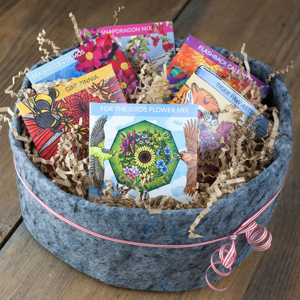 Make-Your-Own Gift Basket