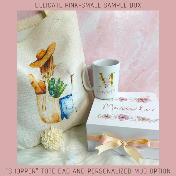MOTHER'S DAY 2021- Gift Box Bundle (SMALL) Free Standard Shipping
