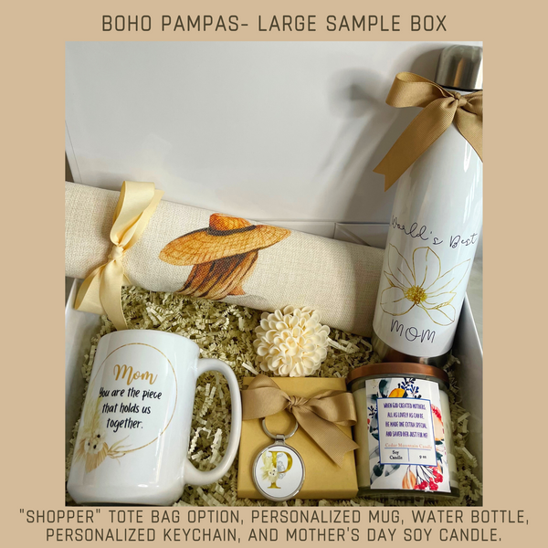 MOTHER'S DAY 2021- Gift Box Bundle (LARGE) Free Standard Shipping