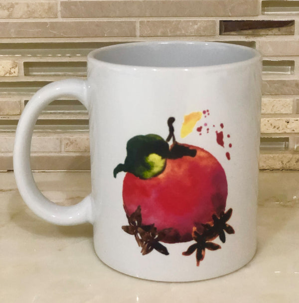 PASSIONATE Apple Spice Mug