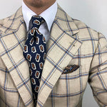Classic Printed Men's Neckties