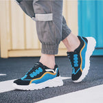 2019 spring male Korean version of the tide shoes ins new men's shoes sports shoes - agendin