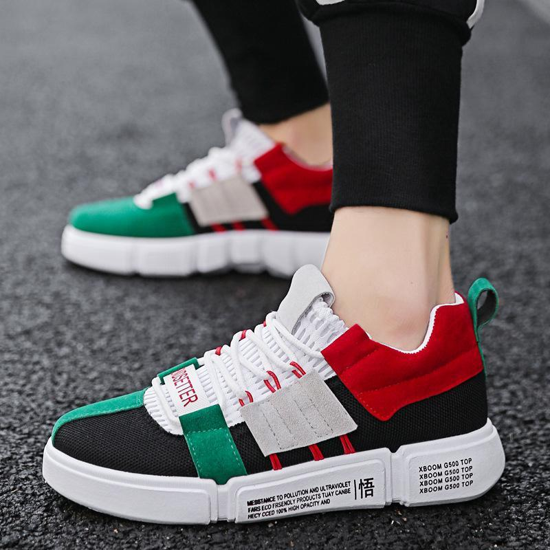 2019 new super fire men's shoes breathable mesh shoes - agendin