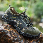 bestonow Hiking ( BEST SALE 70%OFF) - Outdoor Hiking Shoes - Super Resistant & QUICK DRY & Comfortable【Buy two pairs of free shipping】