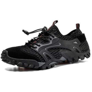 bestonow Hiking Black / US 7 (EUR 39/UK 6) ( BEST SALE 70%OFF) - Outdoor Hiking Shoes - Super Resistant & QUICK DRY & Comfortable【Buy two pairs of free shipping】