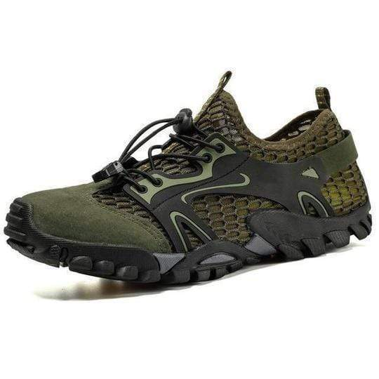 bestonow Hiking Green / US 7 (EUR 39/UK 6) ( BEST SALE 70%OFF) - Outdoor Hiking Shoes - Super Resistant & QUICK DRY & Comfortable【Buy two pairs of free shipping】