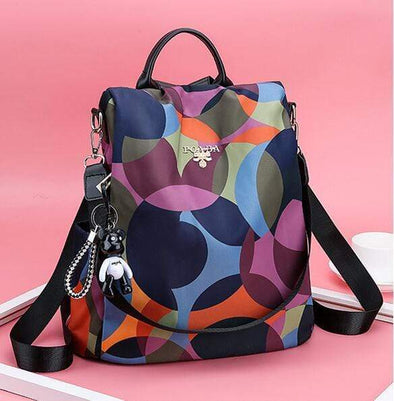 buyshown Camouflage Cool Retro Multi-Functional Backpack