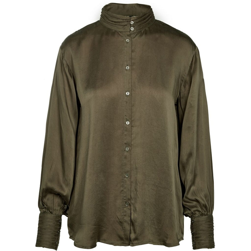 Amra Shirt-Army