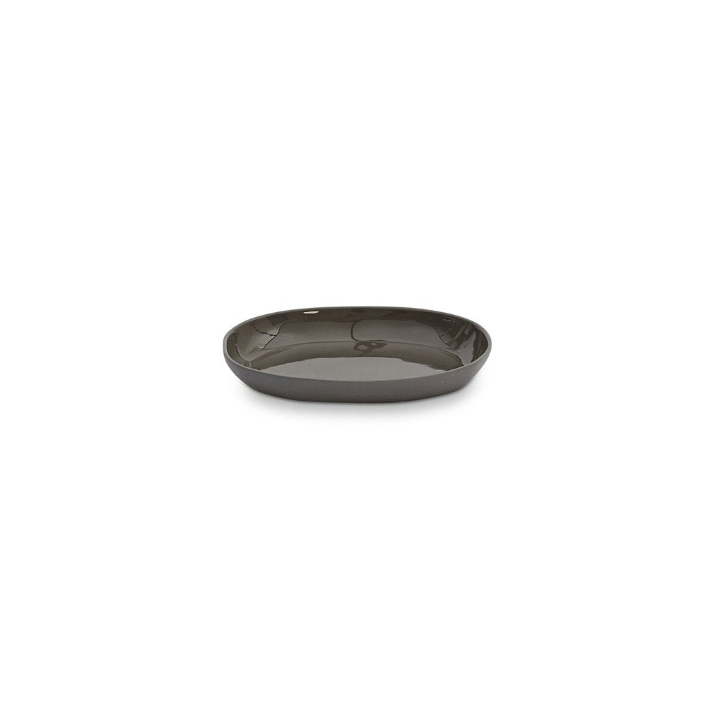 Cloud Oval Plate Small