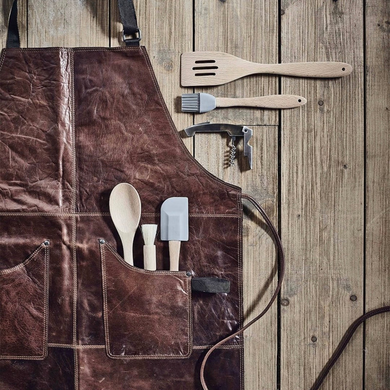 Rivsalt Leather Apron