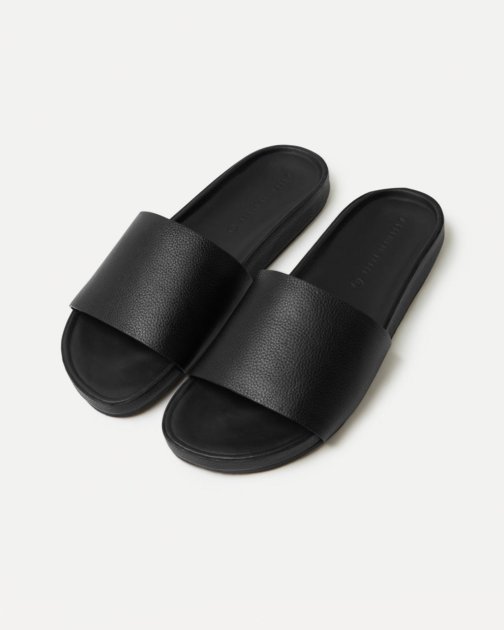 Single Strap Slide Shoe