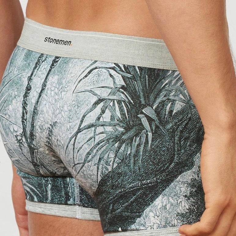 Jungle Boxer Brief Stonemen