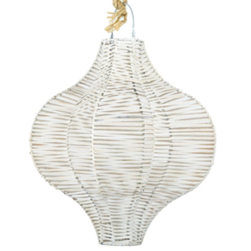 Moroccan Shaped Pendant Light
