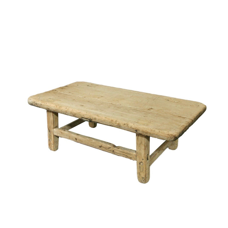 Recycled Elm Coffee Table CU025