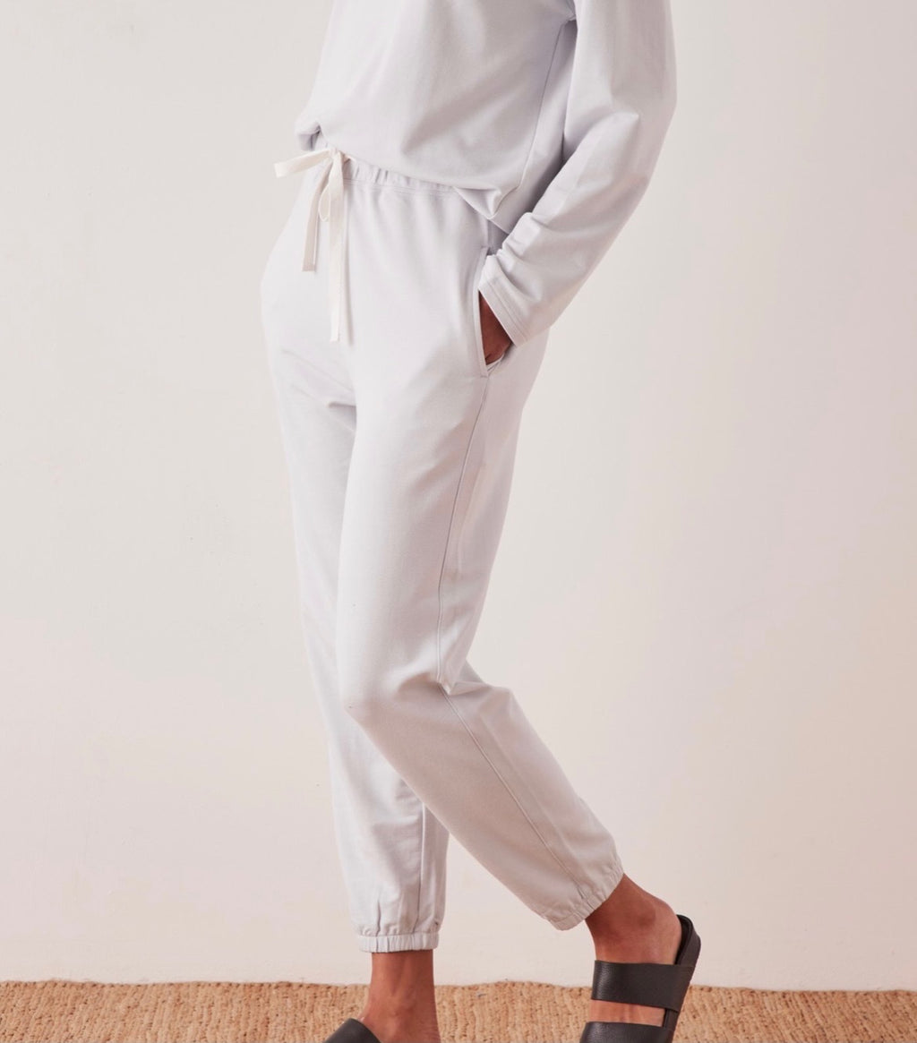 Kin Fleece Trackpant Seamist