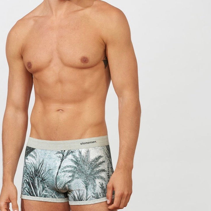 Jungle men's boxer brief