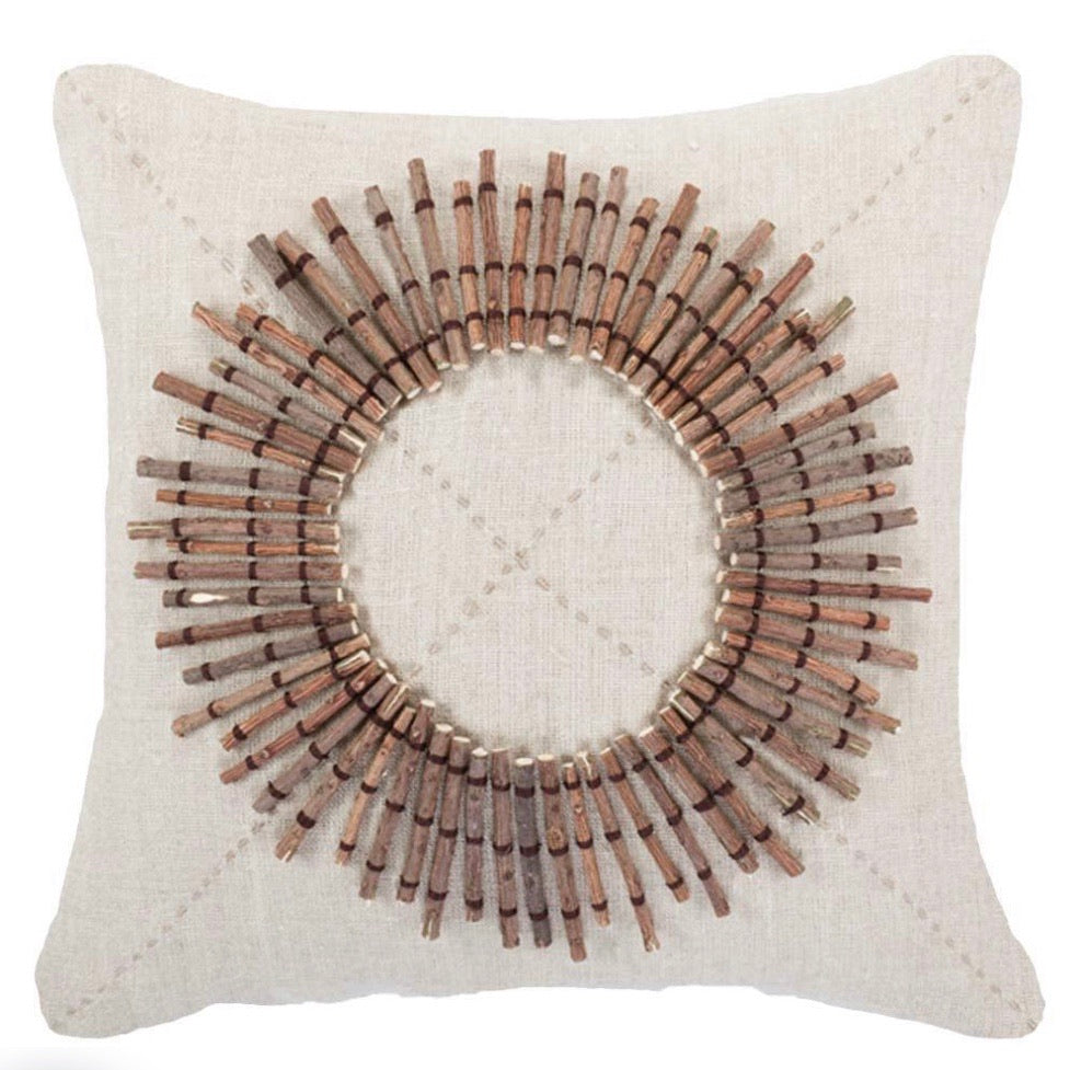 Sticks cushion