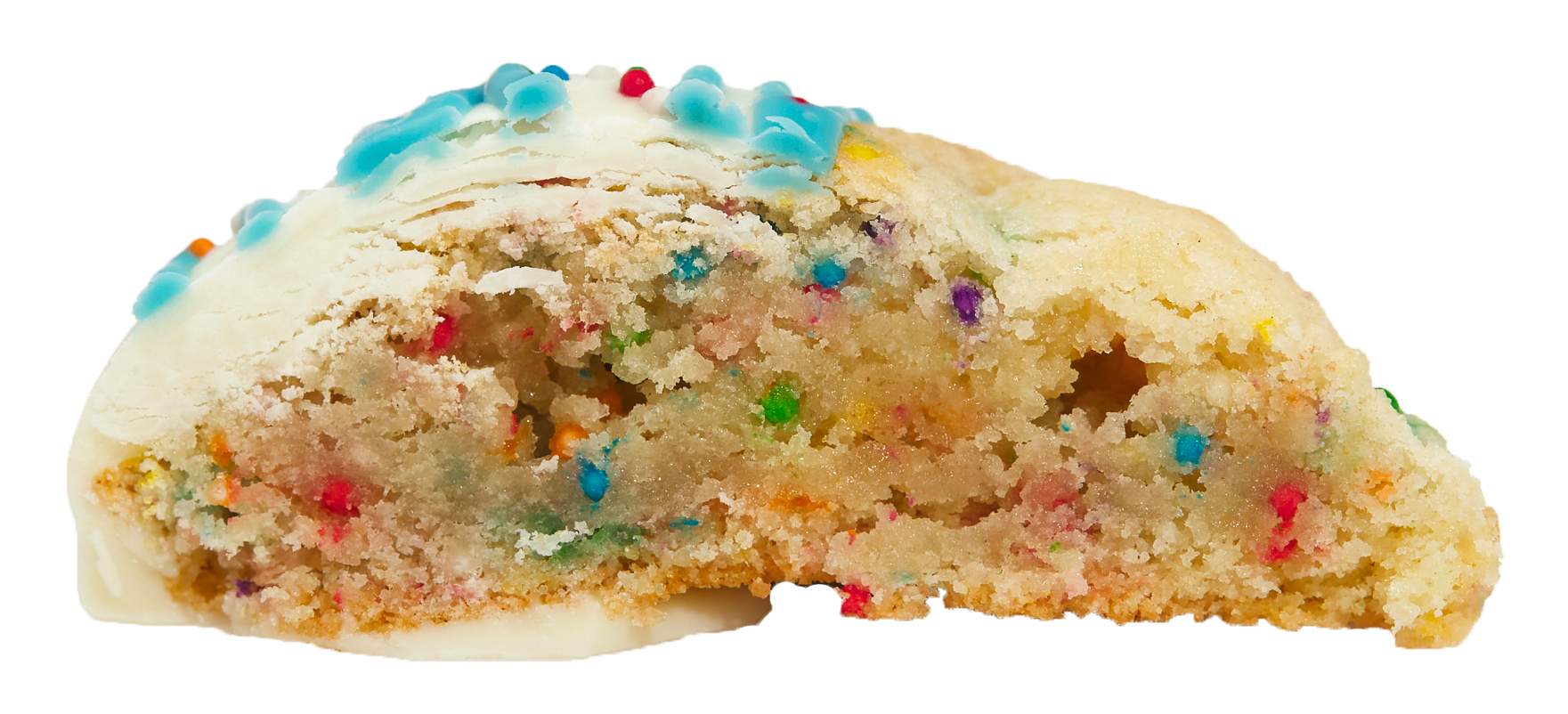 Cake Batter Cookie