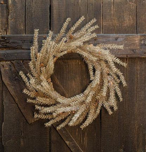 *Antique Pine Wreath