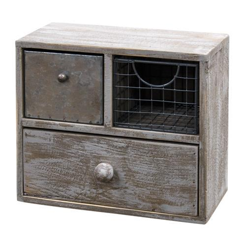 *Organizer with Drawers