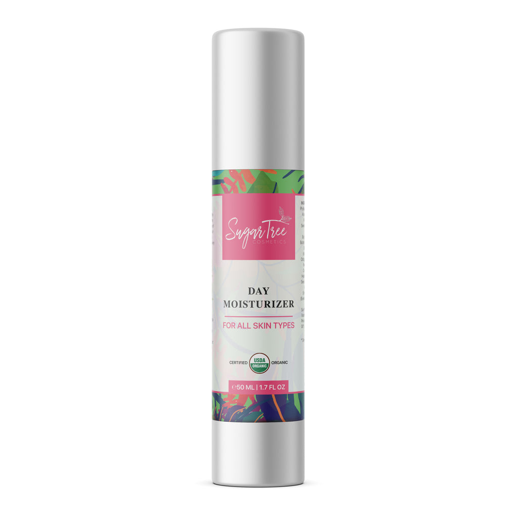 Day Moisturizer - Sugar Tree Cosmetics