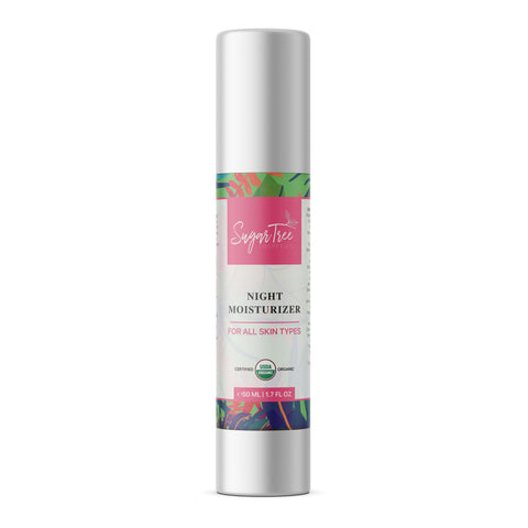 Night Moisturizer - Sugar Tree Cosmetics