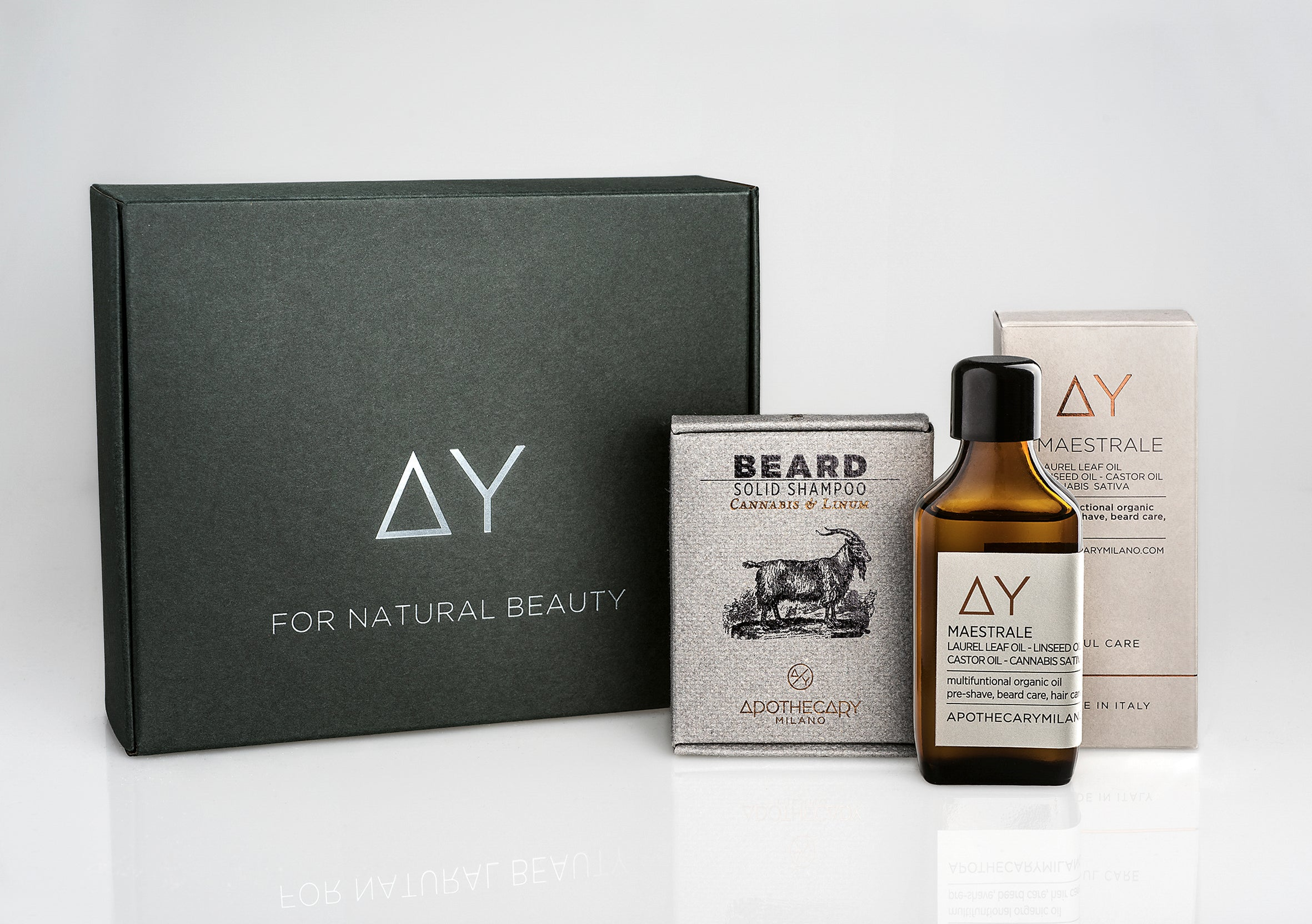 """Natural Beauty "" Man Gift Box"