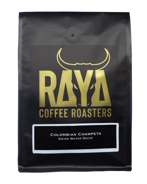 COLOMBIAN CHAMPETA COFFEE SW-Decaf