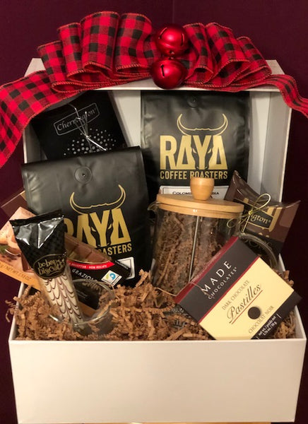 French Press Gift Basket