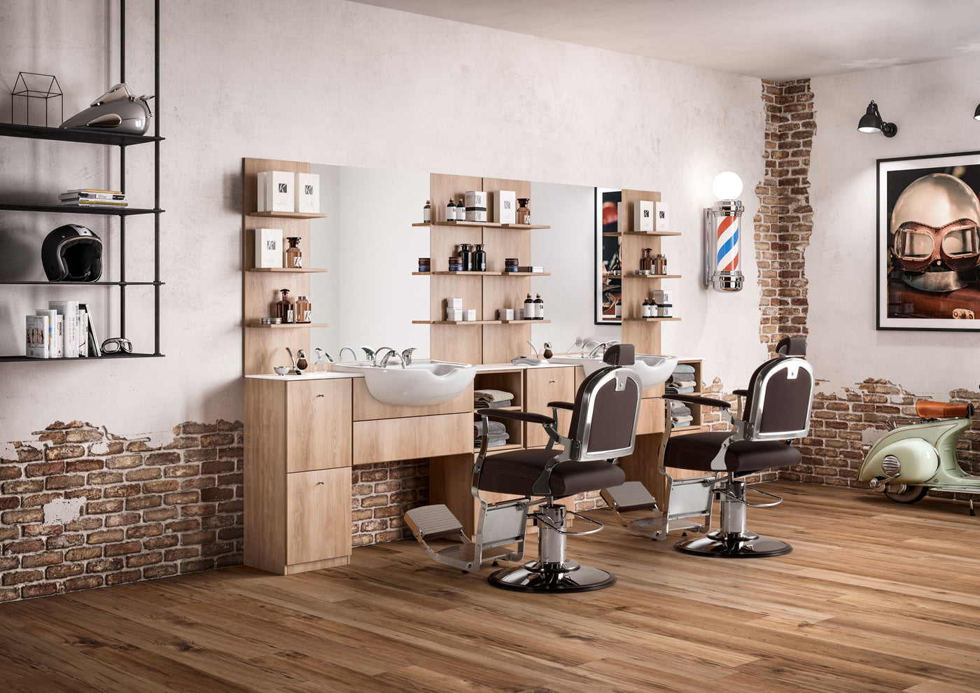 Karisma Barber Men-Set B