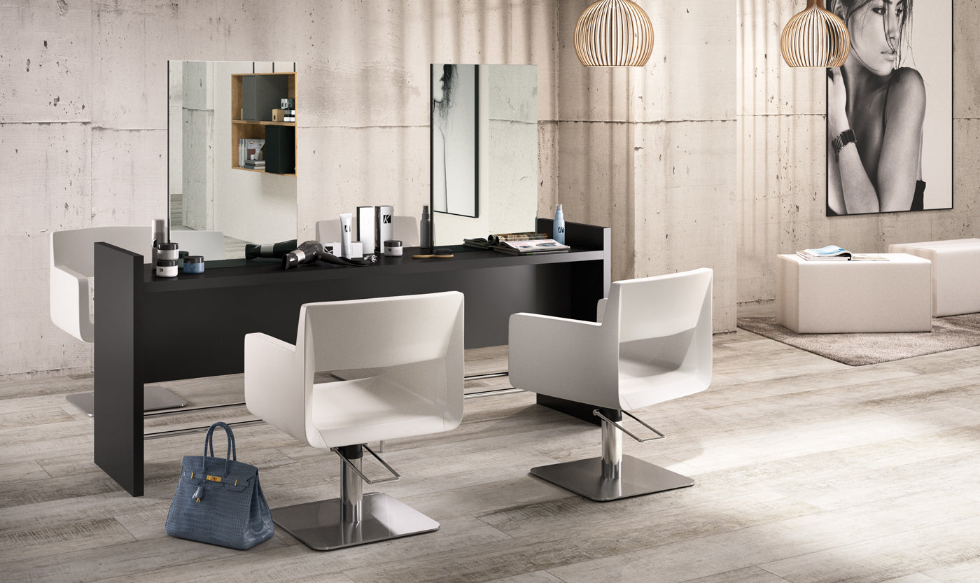 Karisma hairdressing chair Royale