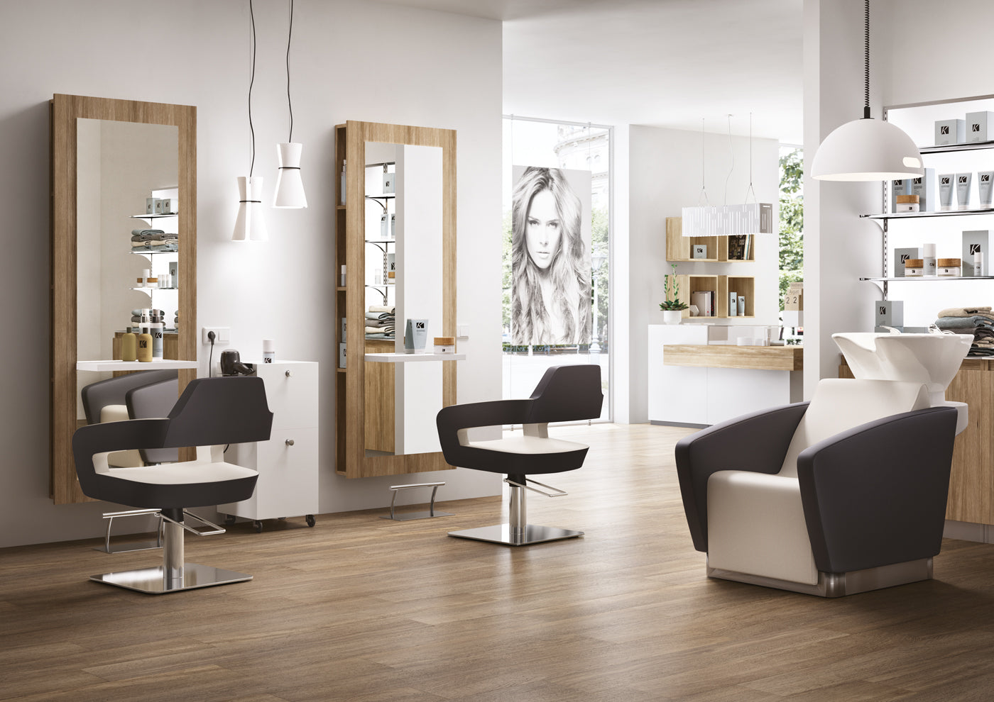 Karisma Friseurplatz Empire