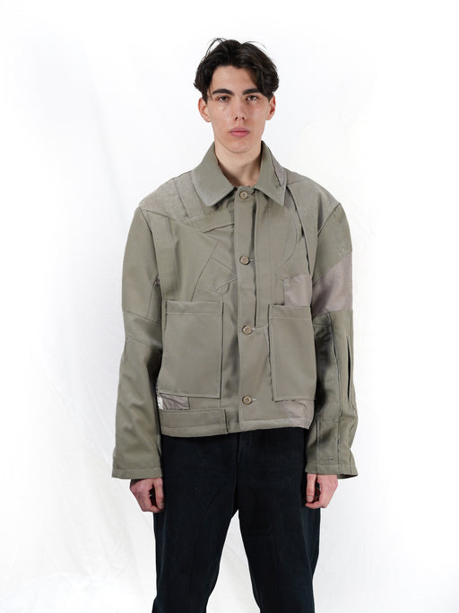 AIR FORCE UPCYCLING JACKET