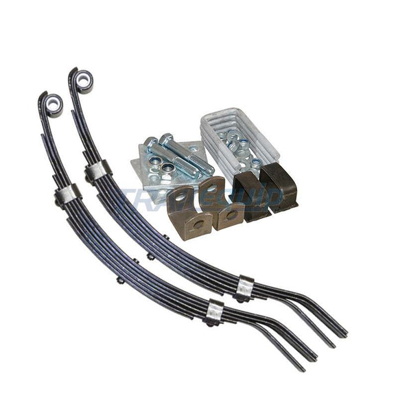 Single Axle Springs & Sets