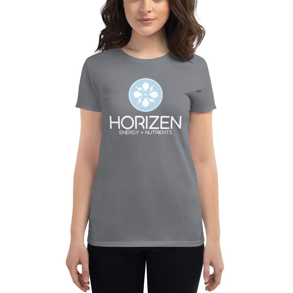 Women's Short Sleeve T-Shirt - Horizen Energy + Nutrients