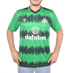 the latest 85f82 a2485 Ryan Christie Celtic Soccer Fan T-shirt-Short sleeves-Green